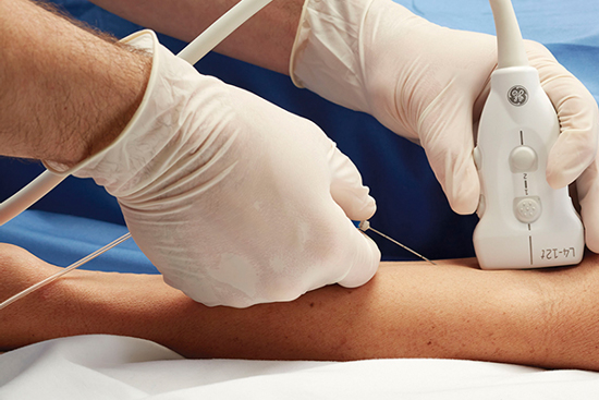 ULTRASOUND DIAGNOSTIC SCREENING AND ULTRASOUND-GUIDED INJECTIONS